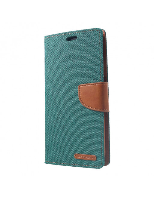 Canvas Diary - Iphone XS Max Hoesje - Groen