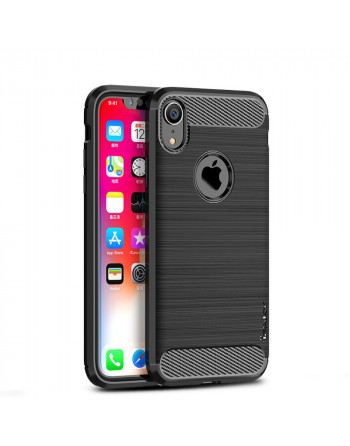 Carbon Softcase - iPhone XR...