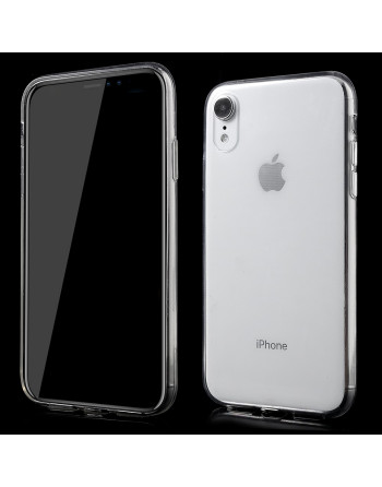 TPU sofcase - iPhone XR-...