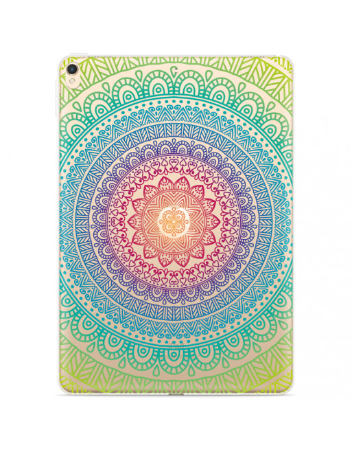 Apple iPad 10.2 2019 Hoes Hippie - transparant