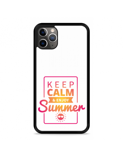 iPhone 11 Pro Hardcase hoesje Summer Time