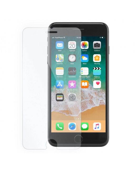 LCD screen protector voor iPhone 7 plus - Transparant