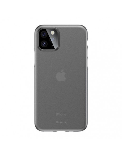Beschermende hardcase Wing series iPhone 11 Pro Max- transparant / wit