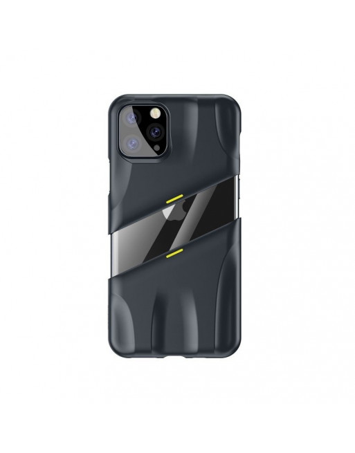 Game hoesje iPhone 11 Pro - Airflow cooling - Zwart