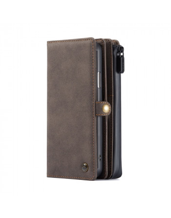 Leren Wallet iPhone 11 Pro...