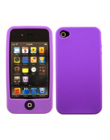 Silicone cover 4 - Paars