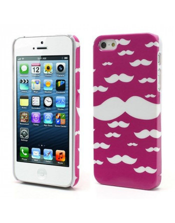 Crazy Mustache iPhone 5...