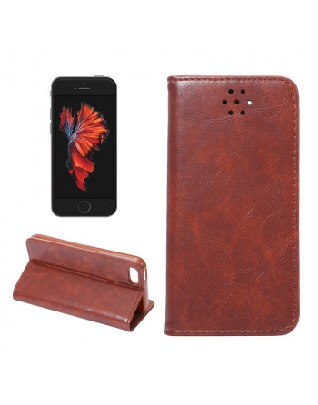PU Leren Wallet iPhone...