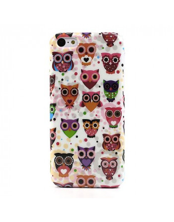 Uilen iPhone 5C Hardcase