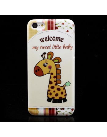 Giraffe iPhone 5C Hardcase