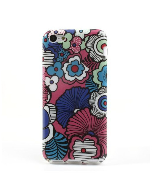 Artistieke Flowers Phone 5C TPU Case
