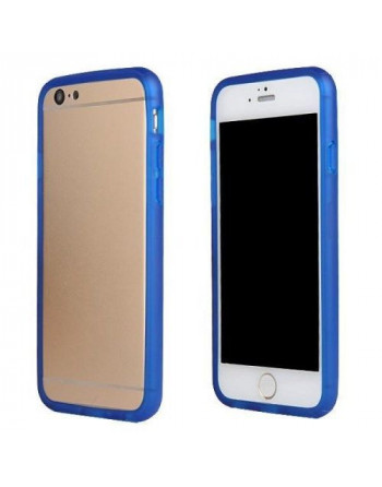 TPU Bumper iPhone 6(s) - Blauw