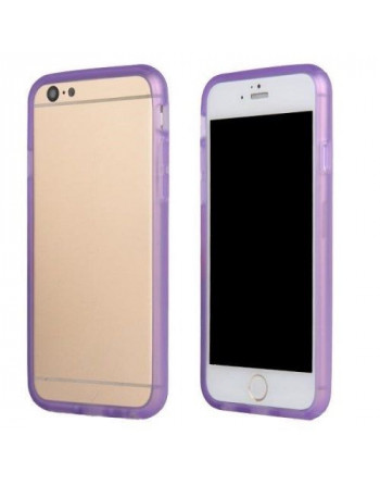 TPU Bumper iPhone 6(s) - Lila