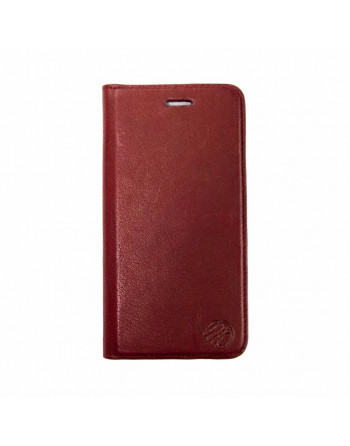 Leren Wallet iPhone 6(s) -...