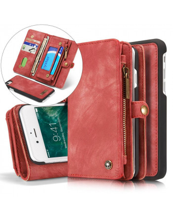 Leren Wallet iPhone 7/8/SE...