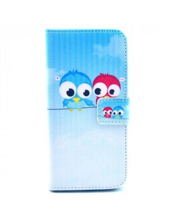 PU Leren Wallet iPhone 6(s)...