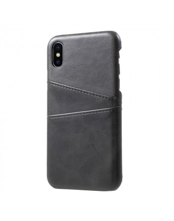Leren Hardcase - Iphone...