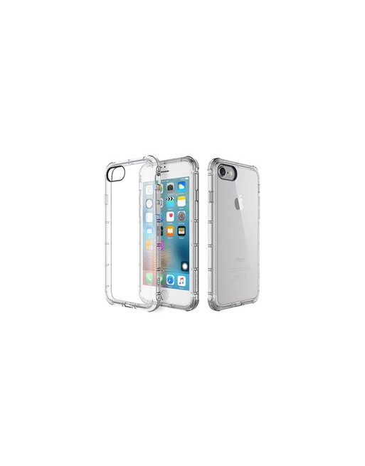 Anti-shock TPU Softcase Mofi iPhone 7/8 plus - Transparant
