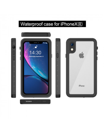 Waterproof cover iPhone Xr...