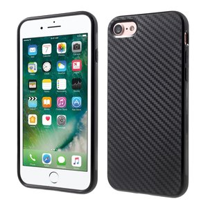 carbon fiber iphone hoesje